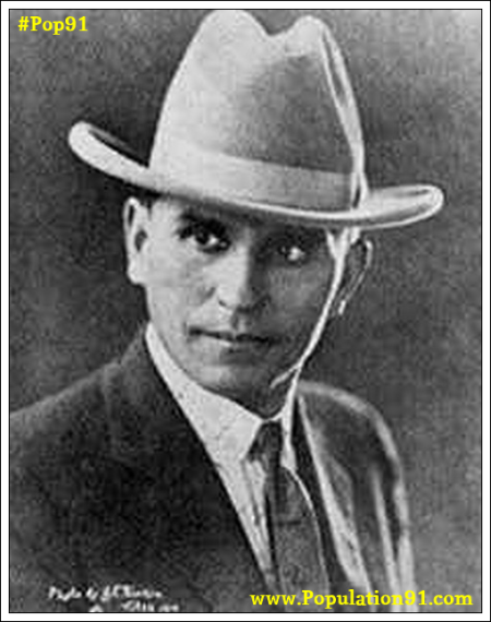 Henry Starr, the Cherokee Bad Man