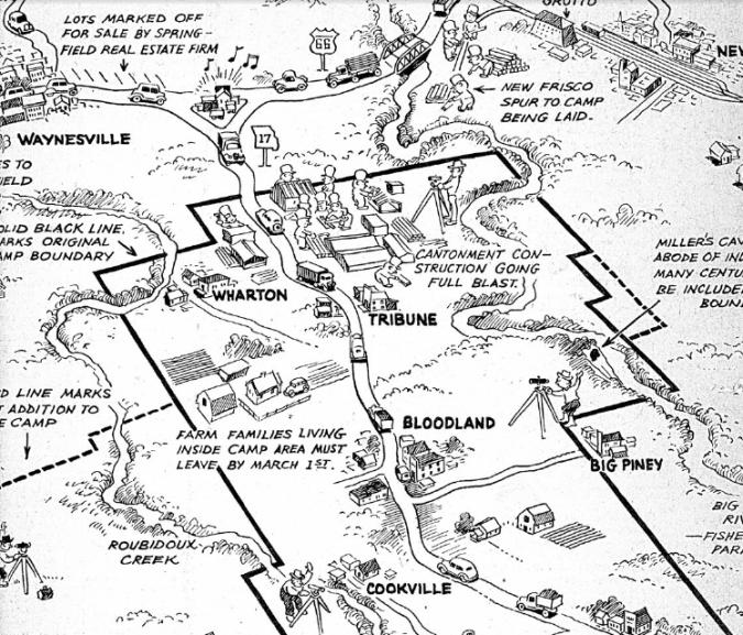 FLW Map