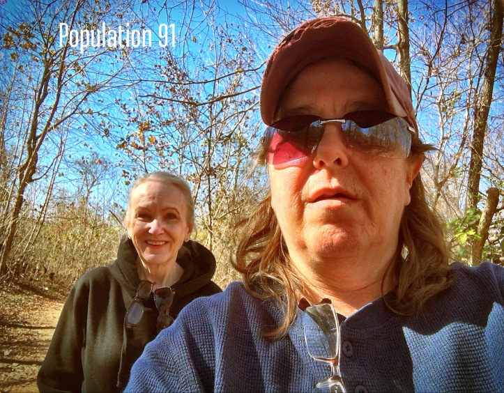 12 Obligatory Trail Selfie at Castor River Shut Ins by Population 91.JPG
