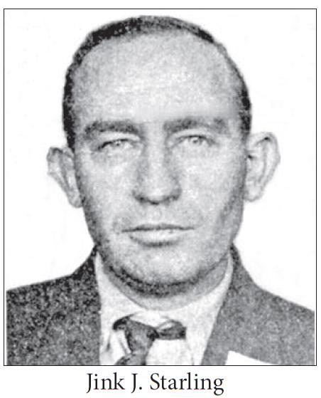 Jink J. Starling